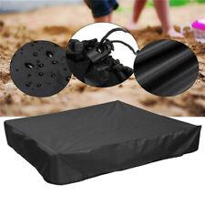 Sandkastenplane Sandkastenabdeckung Abdeckplane für Sandkasten Mit Kordelzug CH
