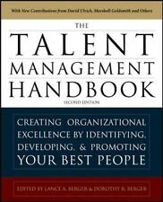 The Talent Management Handbook: Creating a Sustainable Competitive Advantage by