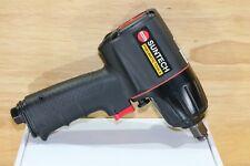 """Suntech Pneumatic Air 1/2"""" Light Weight Mini Impact Wrench Twin Hammer"""