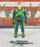 Original 1991 GI JOE MAJOR ALTITUDE V1 UNBROKEN figure not Complete ARAH Battle
