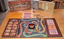 Rare VTG 1995 Jumanji Milton Bradley Board Game 100% Complete MB The Original OG