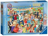 Best Of British - Christmas Party 1000 Piece Jigsaw Puzzle Game Brand New Gift
