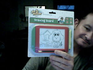 PLAY 2 DISCOVER ETCH SKETCH VARIANT TOY BIRTHDAY CHRISTMAS DOODLING