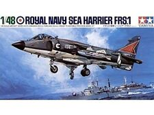 Hawker Sea Harrier - 1/48 Aircraft Model Kit - Tamiya 61026