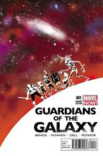 MARVEL NOW GUARDIANS OF THE GALAXY #1 DETROITCOMICBOOKSTORES.COM VARIANT COVER