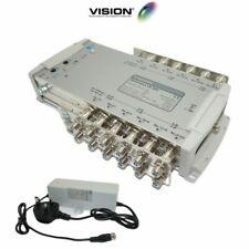 More details for vision v5-524 multiswitch 5×24 output line power + ev5-034 power supply