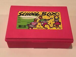 Vintage Empire Berol USA/Empire Pencil Company Pink Pencil Box