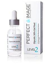 Glycolic Acid 50% Gel Peel  Enhanced Retinol Green Tea Extract Skin Peel1 ounce