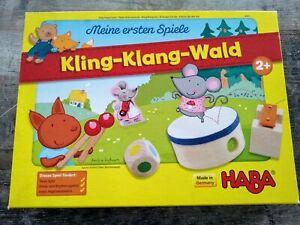 Kling-Klang-Wald, Haba-Meine ersten Spiele,