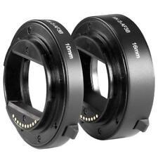 Extension Tube Close Shot Meike Auto Focus Adapter Sony E-Mount NEX-7/ NEX-6  AU