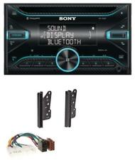 Sony CD MP3 AUX 2DIN Bluetooth USB Autoradio für Toyota Highlander Matrix RAV 4