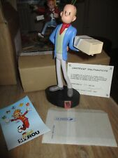 St Emett-Grand Fantasio--Musée de la poste-boite d origine&Certificat signé