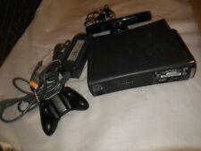New listing Microsoft Xbox 360 120Gb Black Console + Kinect + Games
