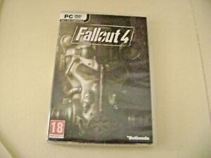 Fallout 4 Game For PC DVD-ROM  ~ Bethesda