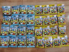 Lego Simpsons Minifigures Series 1 (71005) and Series 2 (71009) NEW & SEALED!!