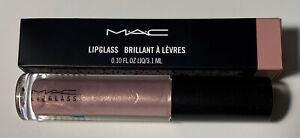 MAC Oyster Girl Lipglass New in Box