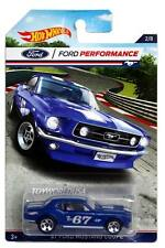 2016 Hot Wheels Ford Performance #2 '67 Ford Mustang Coupe