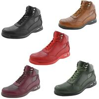 Men's High Top Sneaker Boots, Casual Sneakers for Men, Stylish Fashion Sneakers