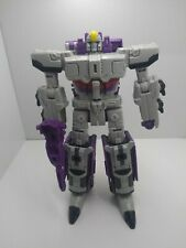 Transformers Hasbro generations Titans Return Astrotrain voyager incomplete