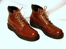 RAMRODS Work Boots Brown Leather, Style 46555, Size 10