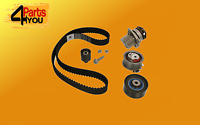 CONTITECH Timing Cam BELT KIT water pump  AUDI A3 A4 A6 2,0 TDI OE QUALITY
