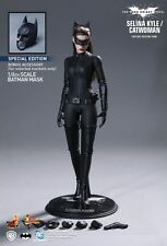 HOT TOYS THE DARK KNIGHT RISES SELINA KYLE/CATWOMAN MMS188 Sideshow Exclusive
