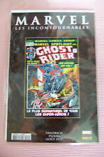 9.2 NM- MARVEL SPOTLIGHT ON GHOST RIDER # 5 FRENCH EURO VARIANT WP