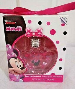 Disney MINNIE MOUSE Junior Eau de Toilette Natural Spray Vaporisateur 0.67 fl oz