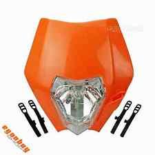 Street Fighter Headlight Enduro Head Lamp Fairing For KTM 390 690 1290 DUKE SX-F