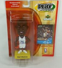 NBA Play Makers Upper Deck Collectibles Series 2 Two Karl Malone Bobblehead