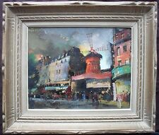Olivier FOSS (1920-2002) French Post Impressionist Oil Painting