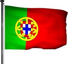 Fahne Portugal - Hissfahne 150x100cm  Premium Qualität