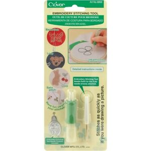 Clover Embroidery Stitching Tool-8800