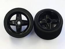Revolution Bearing Wheels Black Jap 46 Tyres V12 Banger Stock 1300 Kamtec