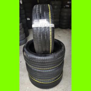4 Gomme 225/45/18 91Y Pirelli Cinturato P7 (Usate, Battistrada 90%)