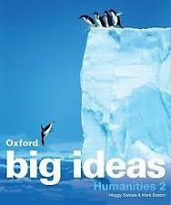 OXFORD BIG IDEAS: HUMANITIES 2( BOOK+ NEW CD), LIKE NEW, FREE POST WITH TRACKING