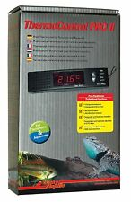 Lucky Reptile Thermo Control PRO II Thermostat Regler für Tag + Nachtabsenkung