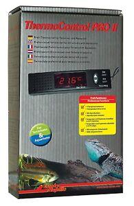 Lucky Reptile Thermo Control PRO II Thermostat Regler fürTag und Nachtabsenkung