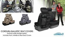 Ford Excursion Seat Covers - Coverking Cordura Ballistic - Tactical - 3 Rows