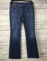 Citizens Of Humanity Women's Kelly #001 Stretch Low Waist Boot Cut Jeans Size 28