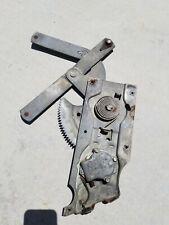 1957 1958 1959 CHRYSLER 4 DOOR HARDTOP LEFT FRONT POWER WINDOW REGULATOR DESOTO