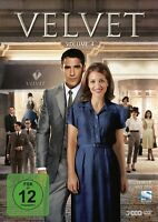 VELVET - VOLUME 4 - SILVESTRE,MIGUEL ANGEL/ECHEVARRIA,PAULA/+  3 DVD NEU