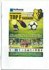 VVV VENLO 03 TOERN 2016 Incl EVERTON WEST HAM UTD dutch