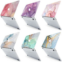 "Marbled Anti-Scratch Matte Hardshell Case for 2020 MacBook Air Pro13"" 13.3""-inch"