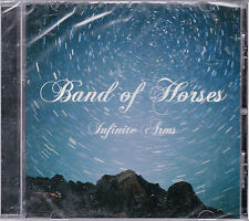 CD 12T BAND OF HORSES INFINITE ARMS 2010 NEUF SCELLE
