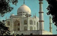 Agra Indien India Uttar Pradesh PanAm ~1960/70 Taj Mahal Mausoleum Grabmoschee