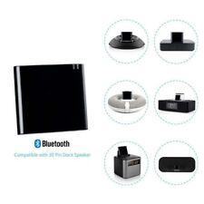30Pin Dock APT-X Mini CSR4.0 A2DP Bluetooth Music Receiver for iPad iPod iPhone
