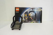 LEGO STAR WARS BRIDGE  SECTION and INSTRUCTIONS 7201 FINAL DUEL II 2 NEW