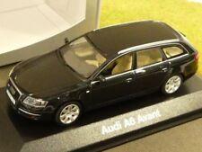 AUDI A6 AVANT 2004 schwarz 1 43 MINICHAMPS