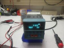 Honeywell Model: DC3003-0-000-1-DIN-0111 Temperature Controller. Good Used <